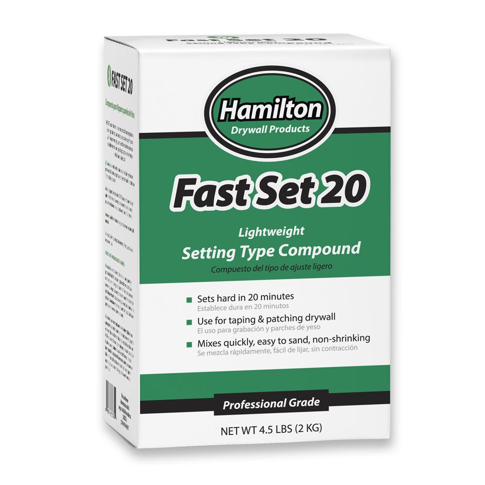 Image of Fast Set 20 Box