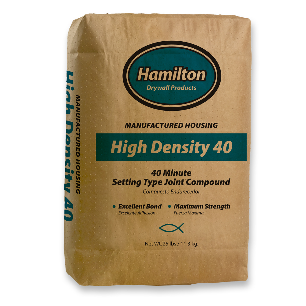 Image of High Density 40